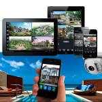 Камеры видеонаблюдения на телефоне Iphone, Android