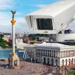 Установка видеонаблюдения, монтаж камер видеонаблюдения в Киеве