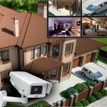 Видеонаблюдение для квартиры и дома